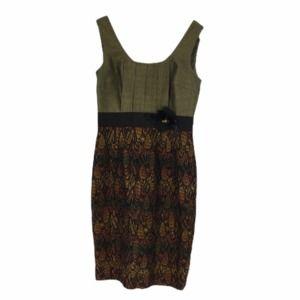 Kay Unger Sleeveless Sheath Dress Women's Size 4
